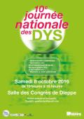 Affiche 10ème Journée des DYS